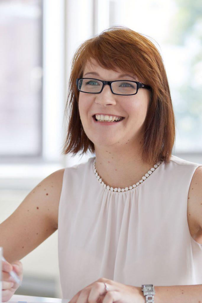 Rebecca Jäkel - Vertriebsassistentin