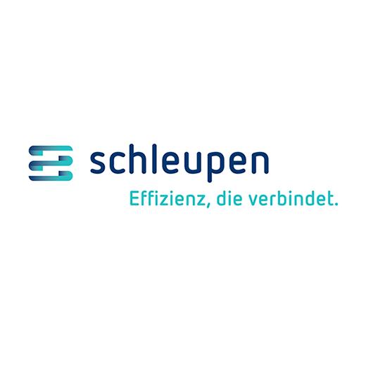 Das Logo der Schleupen AG